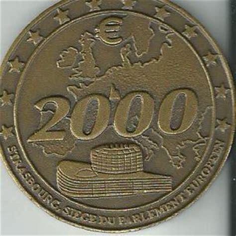 strasbourg siège du parlement européen tokens numista