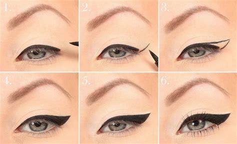 Учимся макияжу у визажистов как рисовать стрелки . Блогер kinder на сайте 18 марта 2014 . СПЛЕТНИК