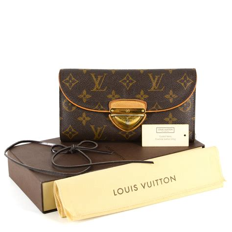louis vuitton eugenie wallet madison elm