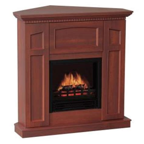 Gas Light Mantles Home Depot by Quality Craft 36 In Convertible Electric Fireplace In