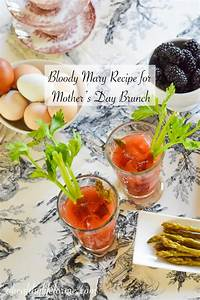Bloody Mary Recipe for Mother's Day - A Healthy Life For Me