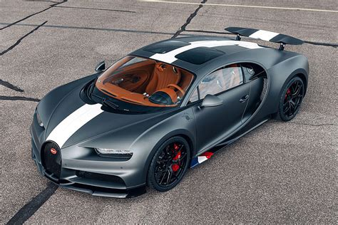 Bugatti of greenwich delivered the first chiron pur sport in the us back in january this year. The Bugatti Chiron Sport Les Légendes du Ciel: Inspired by the French Skies - Exotic Car List