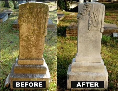faq frequently asked questions why clean gravestones and