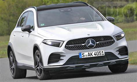 Amg Gla 35 2020 Motor Ausstattung by Mercedes Amg Gla 35 2020 Erste Informationen