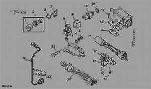 Switches And Relays - Progator John Deere Gator