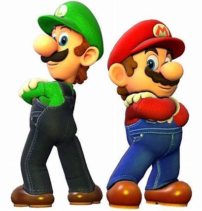 Luigi Mario Render Deviantart Thoughts Behind Favourites