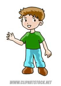 Cartoon People Clip Art Boys