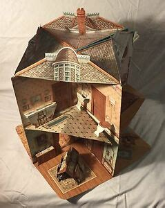 pop  victorian dollhouse book great detail