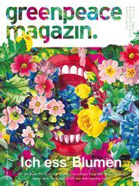 Pressevertrieb Gmbh by Ips 252 Bernimmt Vertrieb Des Greenpeace Magazins