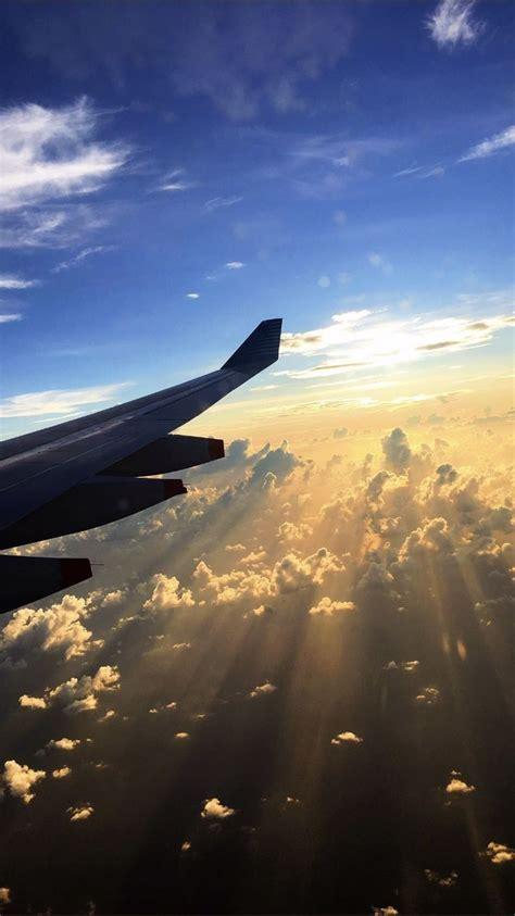 pesawat sky aesthetic sky photography airplane window view