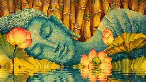 buddha meditation buddhist relaxing relaxation nature music gautama soothing
