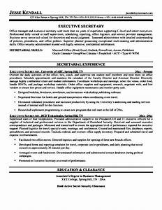 executive resume service With professional executive resume