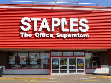 Office Depot Staples by Staples Could Be Spinning Stores To Office Depot