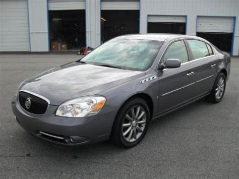 2007 Buick Lucerne Specs by 2007 Buick Lucerne Cxs Data Info And Specs Gtcarlot