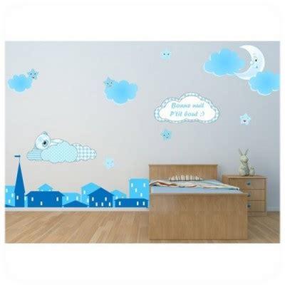 phrase chambre bébé stickers muraux bébés pour décorer une chambre de bébé