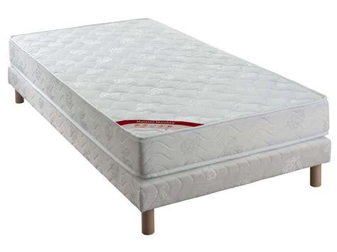 Matelas + Sommier 90x190 Cm Confo Bed Acces