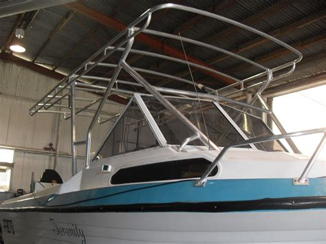 bout canapé boat repairs and modifications norweld aluminium