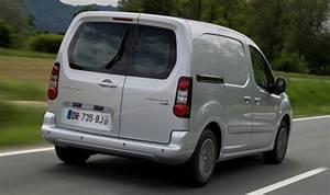 Peugeot Partner Y Partner Tepee  Robustez Y Tecnolog U00eda Van De La Mano