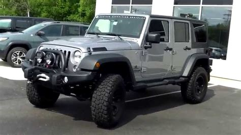 jeep wrangler unlimited aev jk saco maine portland