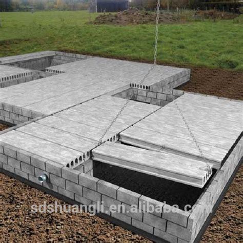 Machine To Make Smooth Concrete Floor Slabs,Precast