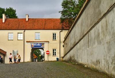 klasztor pokamedulski  wigrach wigry