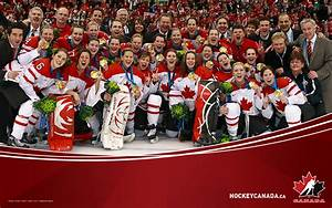 Canada's National Women's Team to Play six-game Series ...