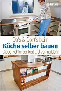 Küche Selber Bauen Kosten : einbauk che k che bauen in 2019 k che renovieren pinterest ~ Orissabook.com Haus und Dekorationen