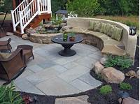 magnificent design patio ideas pavers Modern Paver Stone Patio — Home Ideas Collection : To ...