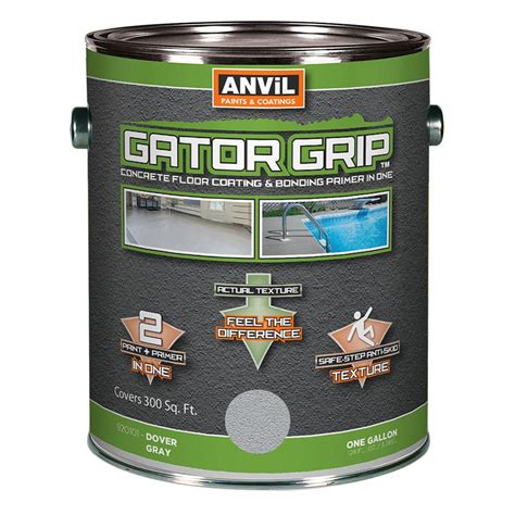 anvil  gal dover grey anti skid coating  bonding