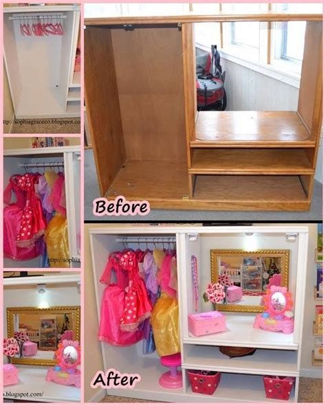 diy kitchen cabinets less than 250 dio home improvements how to turn an old tv stand into a cool dress up makeover