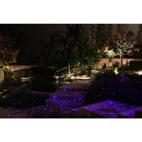 blisslights spright bwt 16 in blue laser landscape