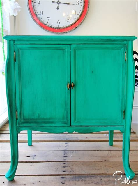 revived emerald isle phonograph cabinet