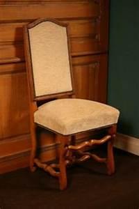 Chaise Louis Xiii : les freres allot produits chaises de salon ~ Melissatoandfro.com Idées de Décoration