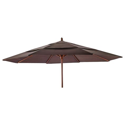3 tier pagoda patio umbrella castlecreek 3 tier 11 umbrella 233708 patio