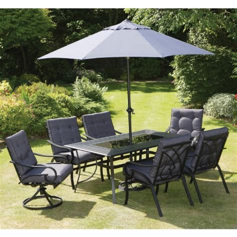 new garden furniture hartford 6 seater set best