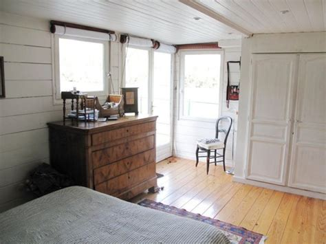 chambre flottante vingt huit ans à bord d 39 une maison flottante