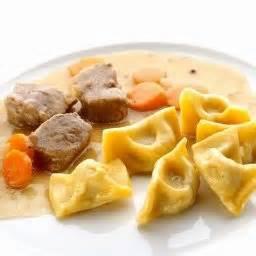 comment cuisiner le plat de cote cuisine restaurant idrijski žlikrofi ravioli de