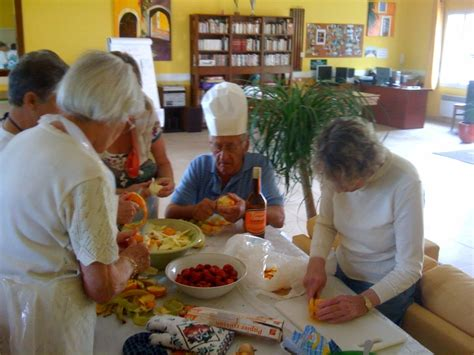 cuisine de groupe second groupe de cuisine senioriales