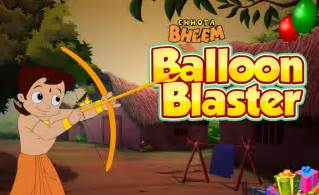 Chota Bheem Games Play Now Free Online
