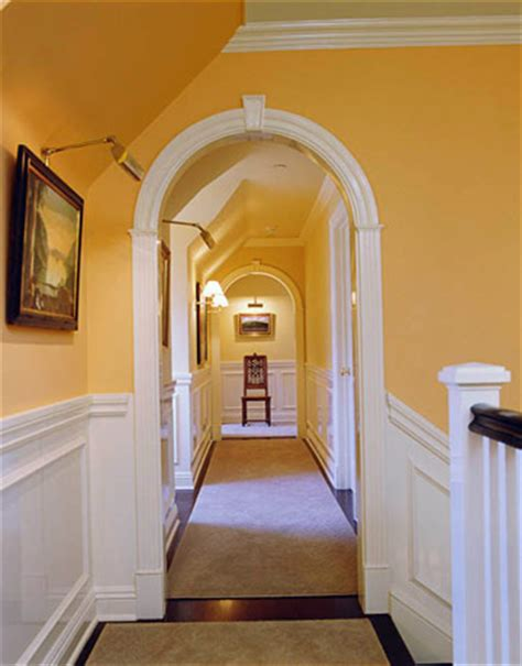 inject colour into a hallway