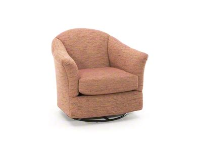 slipcovered swivel chair indira chair and a half steinhafels 2326