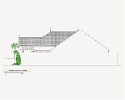 kumpulan desain rumah minimalis menggunakan autocad