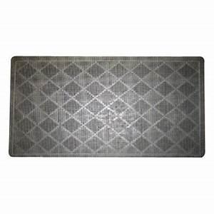 Tapis Caoutchouc Castorama : tapis picot caoutchouc 40 x 60 cm castorama ~ Melissatoandfro.com Idées de Décoration