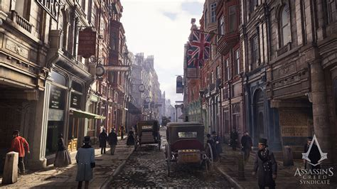 Dishonored 2 Wallpaper 1080p Assassin 39 S Creed Syndicate Gameplay London Ubisoft Us