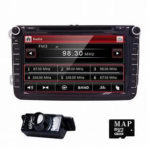 Gps Golf 6 : 8 inch 2 din car dvd gps radio player for volkswagen vw ~ Medecine-chirurgie-esthetiques.com Avis de Voitures