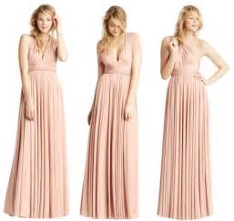 different types of wedding dresses different types of bridesmaid dress 10