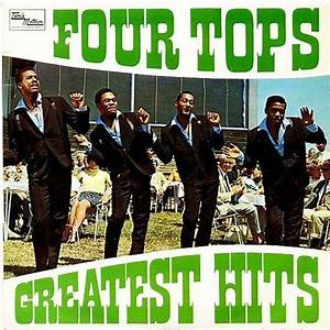 Four Tops Land Motown's First UK No. 1 Album - uDiscover
