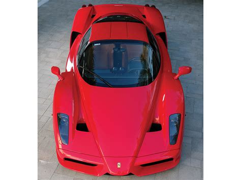 tommy hilfigers  ferrari enzo headed  auction