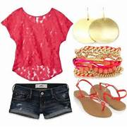 cute summer outfits fo...