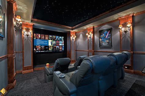 home theater integrated systems